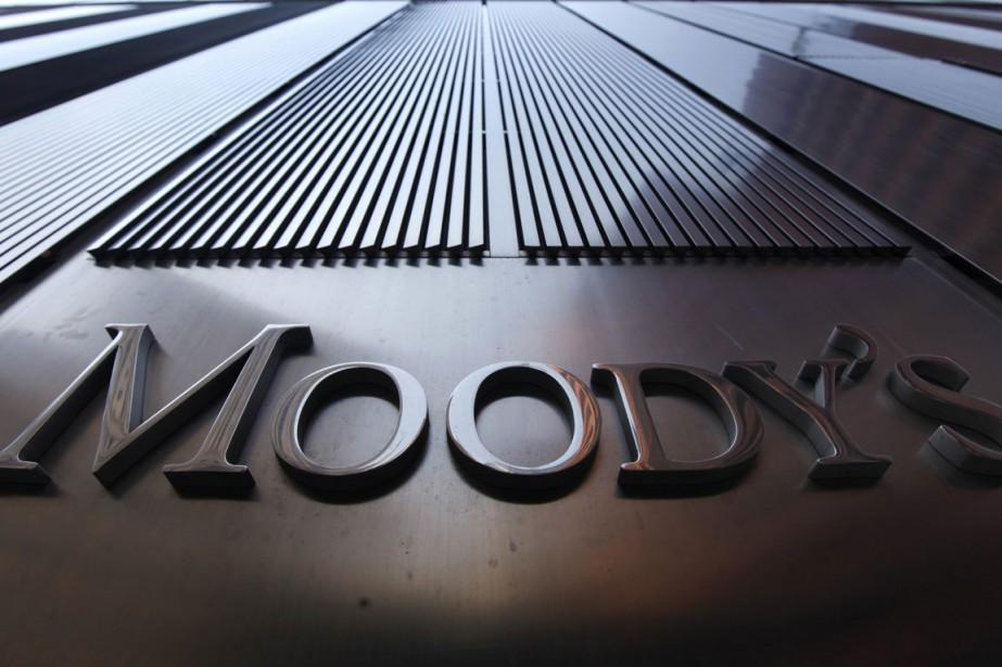 L'agence de notation financière Moody's a annoncé... (Photo archives Reuters)