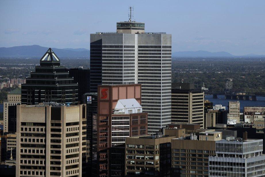 Montréal se situe maintenant au 18e rang des... (Photo Bernard Brault, archives La Presse)
