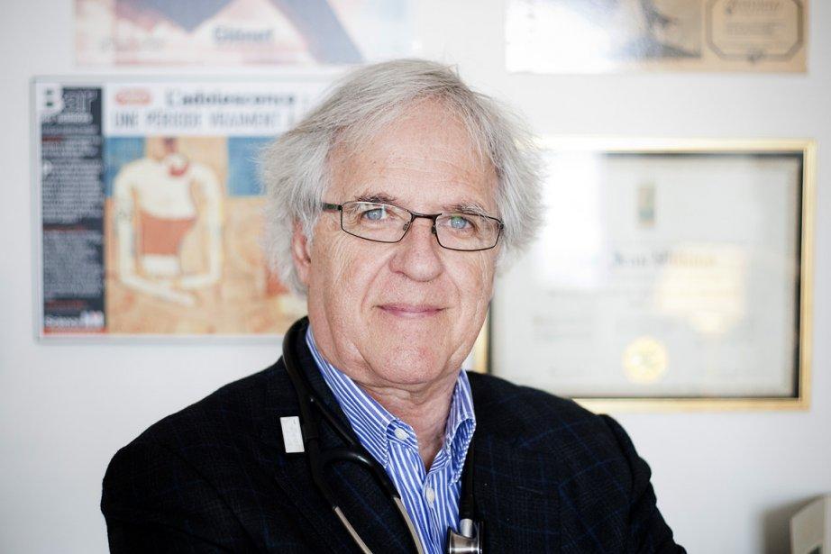 Dr Jean Wilkins... (Photo: Ninon Pednault, La Presse)