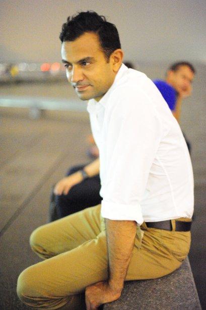 Karim Zeriahen, realisateur de Monsieur Hubert de Givenchy. | 19 mars 2012