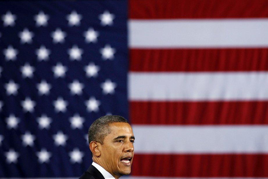 Le président américain Barack Obama.... (Photo: Larry Downing, Reuters)