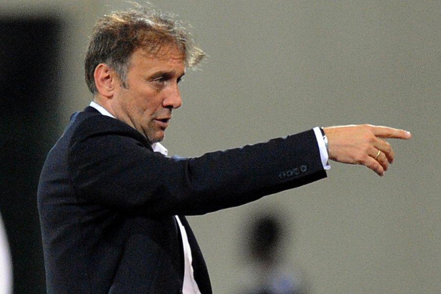 Le sélectionneur du Ghana, le Serbe Goran Stevanovic.... (Photo: AFP)
