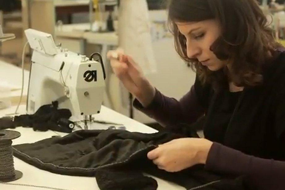 Les secrets de la petite veste noire
