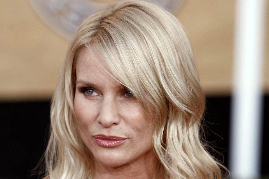 Nicolette Sheridan demandait environ 6 millions $ en... (Photo : Matt Sayles, AP)