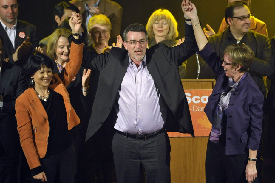 Craig Scott, professeur de droit à l'Osgood Hall... (Photo : Mike Cassese, Reuters)