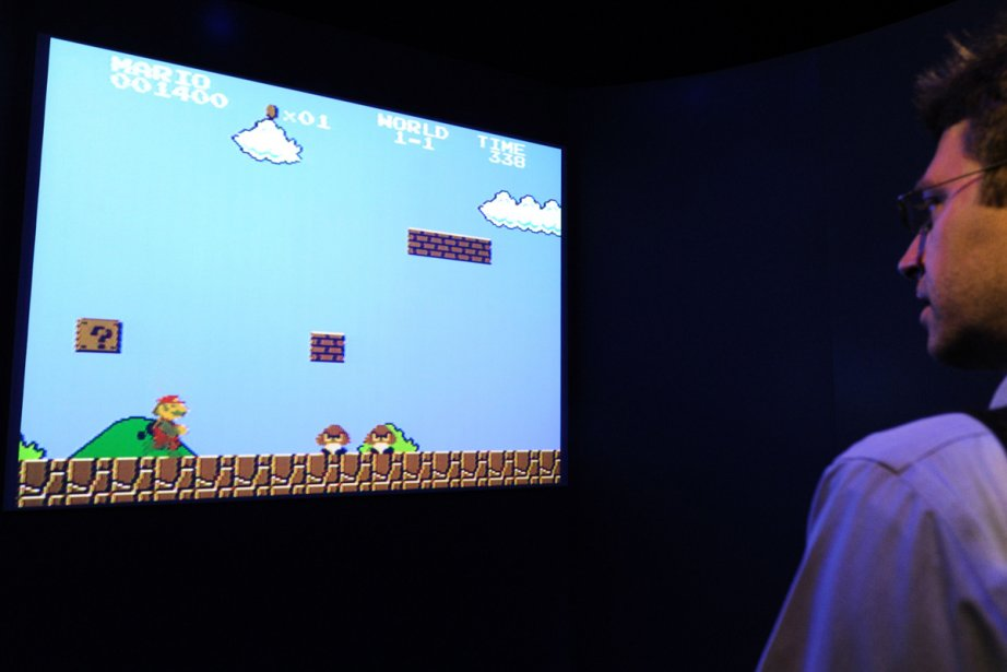 L'exposition The Art of Video Games se tient... (Photo: AFP)