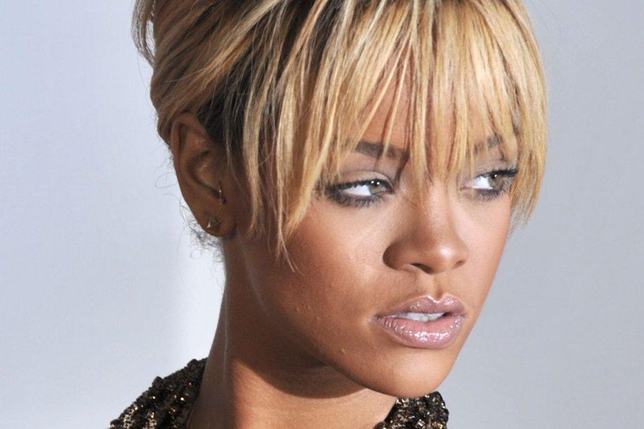 Rihanna... (Photo: AFP)
