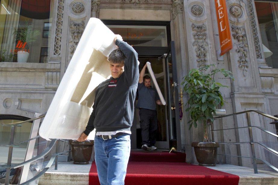 Des actifs de 150 millions $ appartenant à... (Photo: Alain Roberge, Archives La Presse)