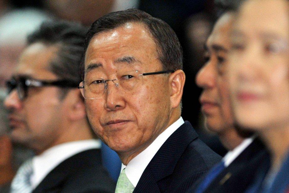 «La situation en Syrie est devenue intolérable et... (Photo: Adek Berry, AFP)
