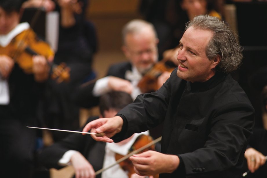 L'Orchestre symphonique de Pittsburgh et son chef Manfred... (Photo: Archives La Presse)