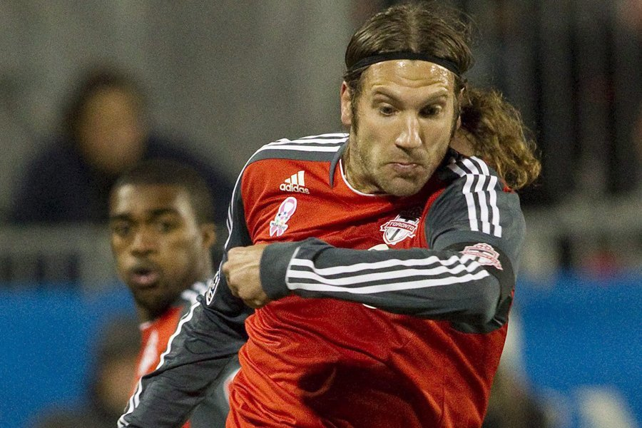 Le capitaine du Toronto FC, Torsten Frings.... (Photo: PC)