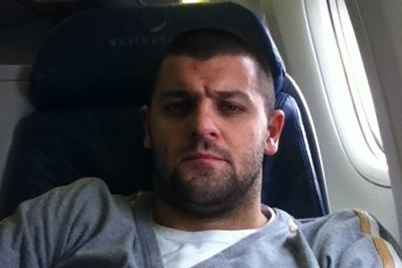 Alexander Radulov a gazouillé sur son compte Twitter... (Photo tirée de Twitter)
