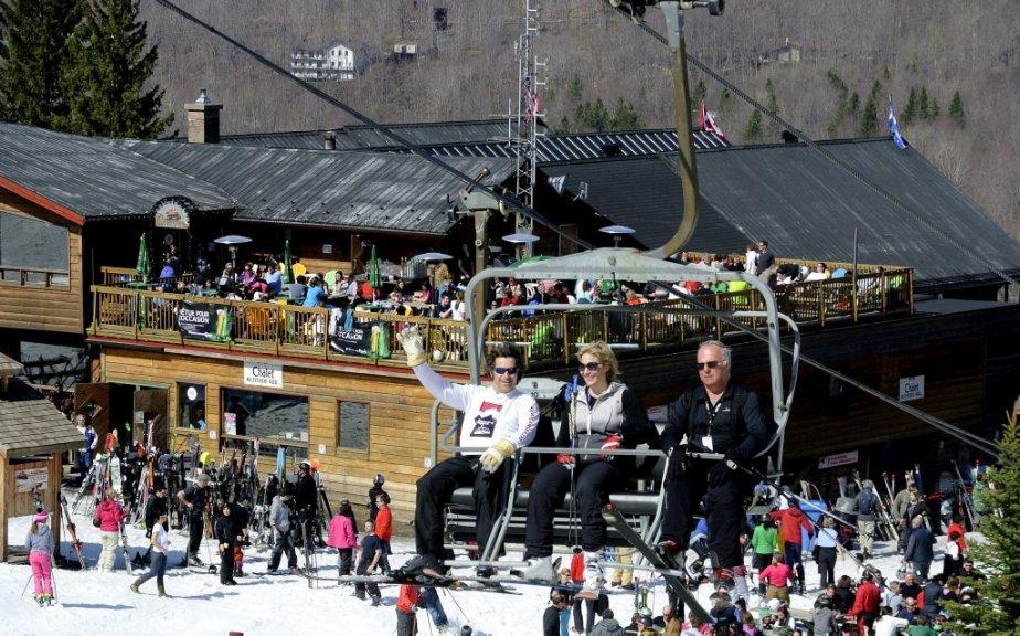 Mont Sutton | 20 mars 2012