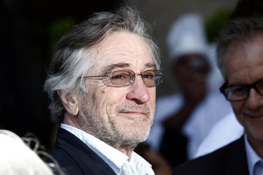Robert De Niro... (Photo: Guillaume Bapstiste, AFP)