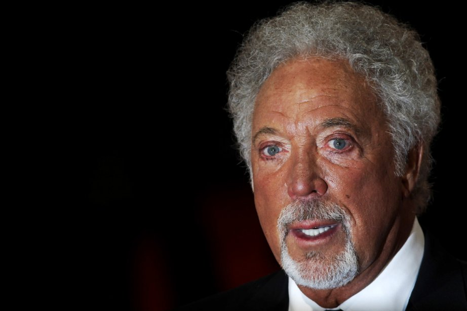 Tom Jones... (Photo: Luke MacGregor, Reuters)