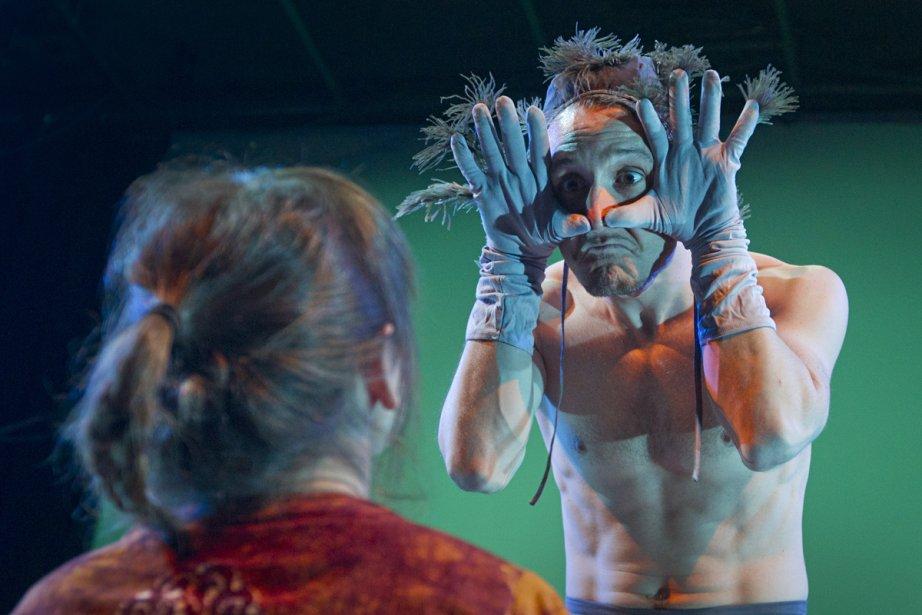 PPS Danse offrira une proposition animalesque inspirée de... (Photo: Ivanoh Demers, La Presse)