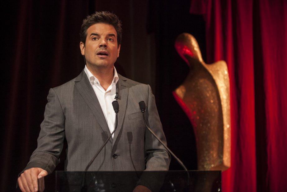 Charles Lafortune animera le gala Artis le 22... (Photo: Olivier PontBriand, collaboration spéciale)