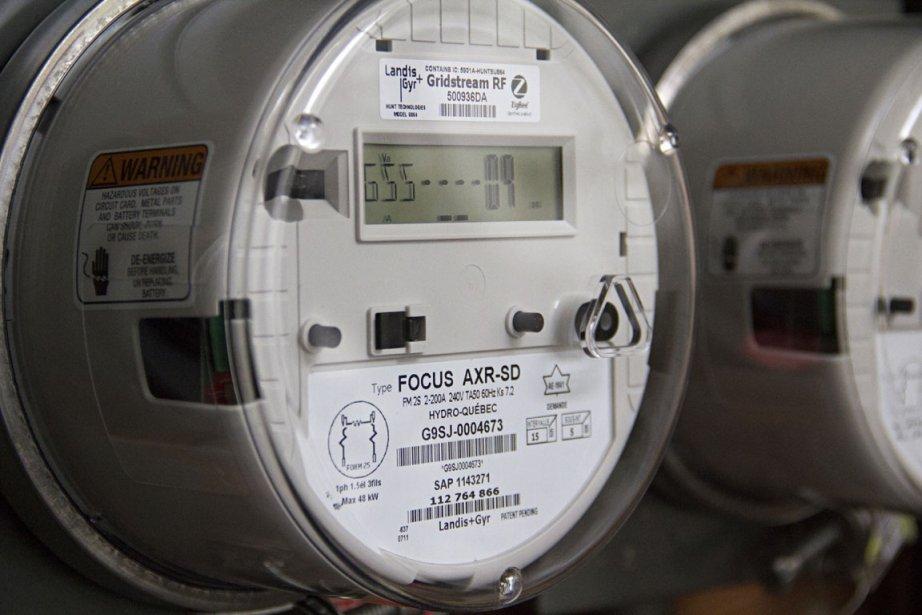 Nouveaux compteurs électriques intelligents installés par Hydro-Québec à... (Photo François Roy, La Presse)