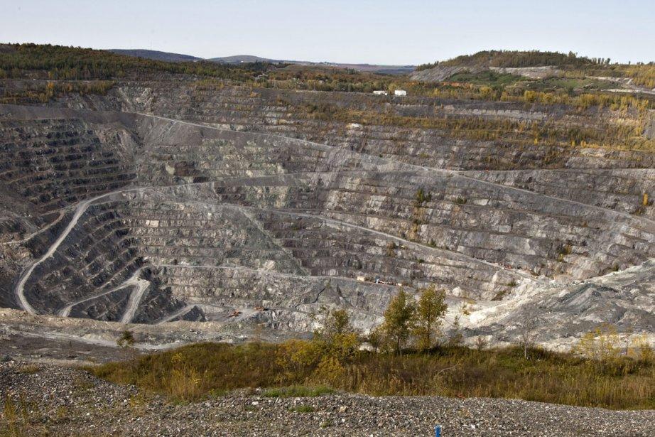 La nouvelle création du gouvernement, Ressources Québec, est bien... (Photo PC)