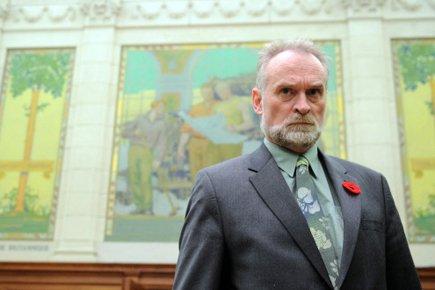 Le vérificateur général Michael Ferguson.... (Photo: PC)