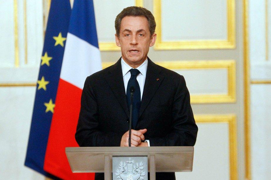 «Je viens de réunir l'ensemble des représentants de... (Photo: François Mori, AFP)