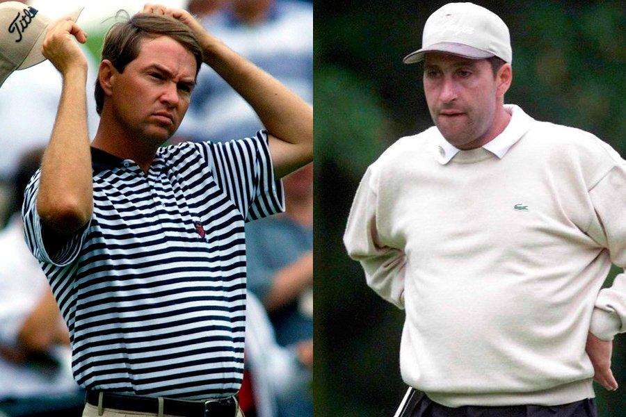 Les capitaines de la Coupe Ryder, Davis Love... (Photos: AP et AFP)