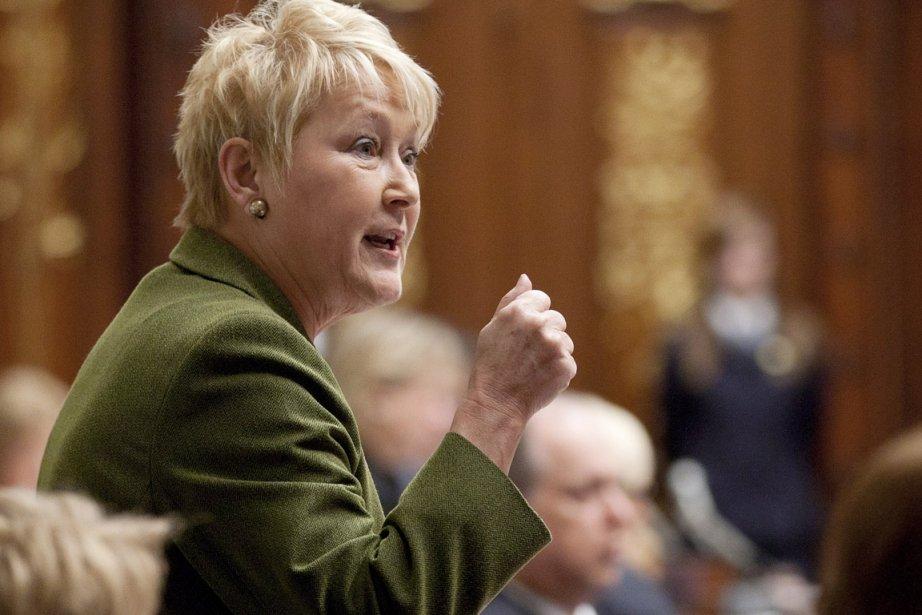 La chef du PQ maintiendrait la hausse précédente,... (Photo : Jacques Boissinot, La Presse Canadienne)
