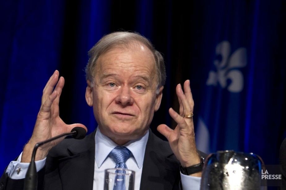 Raymond Bachand, ministre des Finances du Québec.... (Photo Robert Skinner, La Presse)