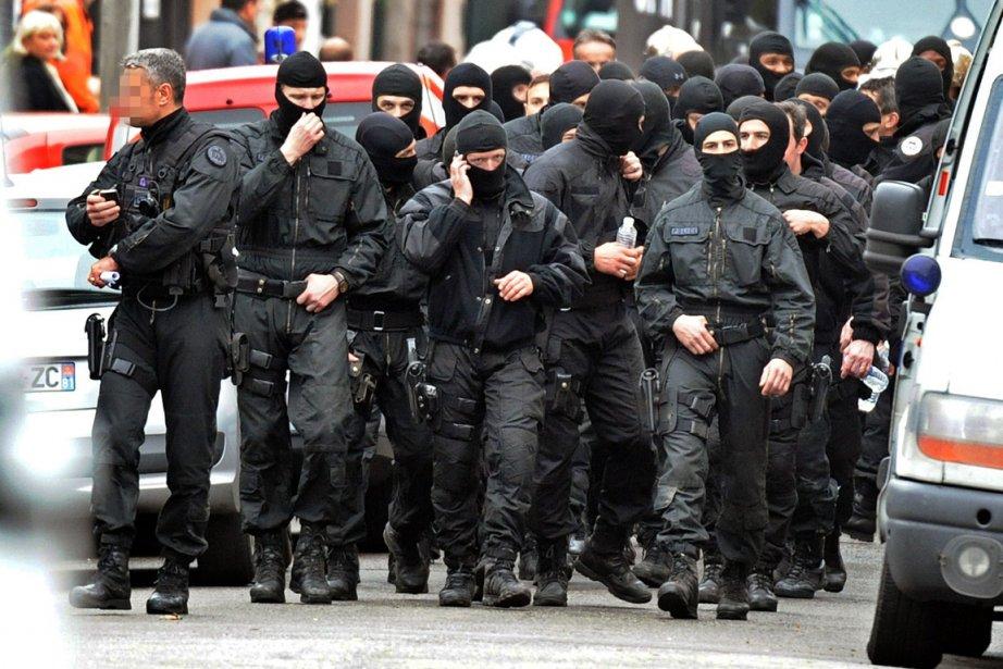Les événements de Toulouse ne prouvent pas que... (Photo: Pascal Pavani, AFP)
