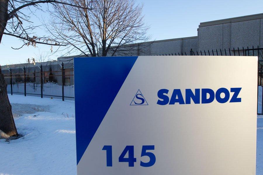 Sandoz Canada est le principal fournisseur de plusieurs... (Photo: Hugo-Sébastien Aubert, Archives La Presse)