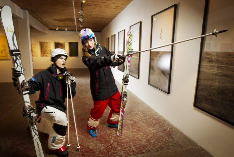 Les skieuses suisses n'ont remporté qu'une des 37... (Photo: AFP)