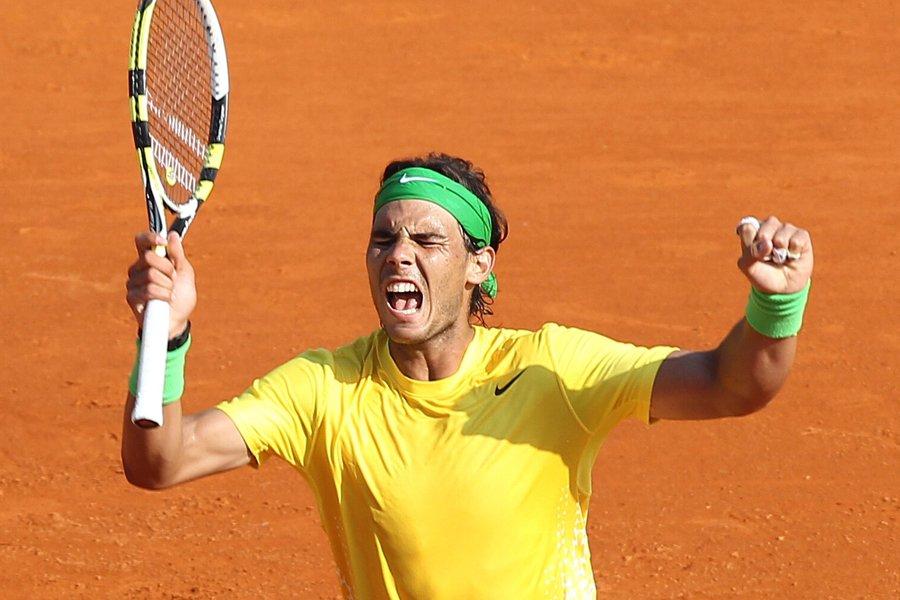 Rafael Nadal sera en quête d'un huitième titre... (Photo: AFP)
