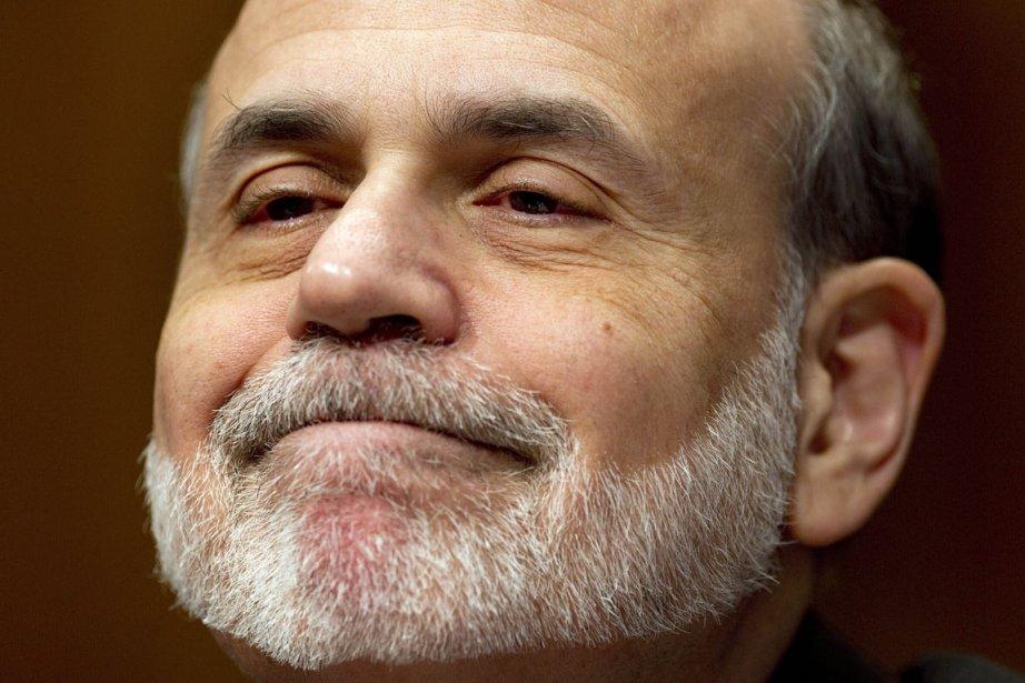 Ben Bernanke de la Réserve fédérale américaine.... (Photo AFP)