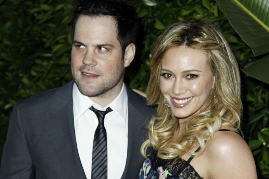 Hilary Duff a indiqué qu'elle et son mari,... (Photo : Matt Sayles, AP)