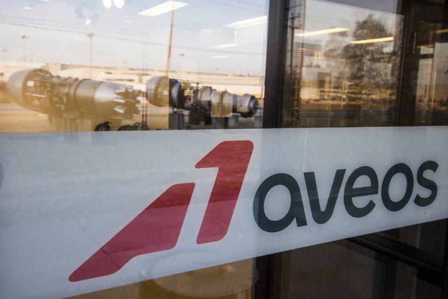 Le 18 mars dernier, la firme montréalaise Aveos,... (Photo: Olivier Pontbriand, La Presse)