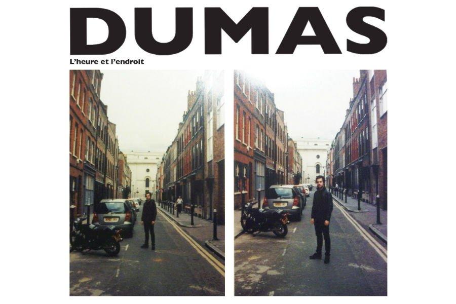 Dumas suit une voie qui lui est propre, en particulier depuis qu'il s'est terré...