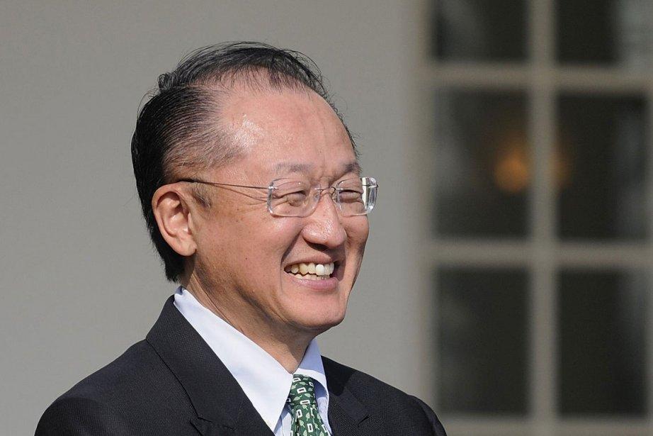 Jim Yong Kim... (Photo Reuters)