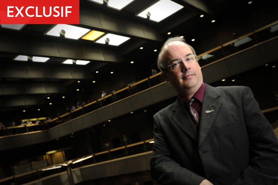 Le procureur-chef du Bureau de lutte contre la... (Photo Bernard Brault, La Presse)