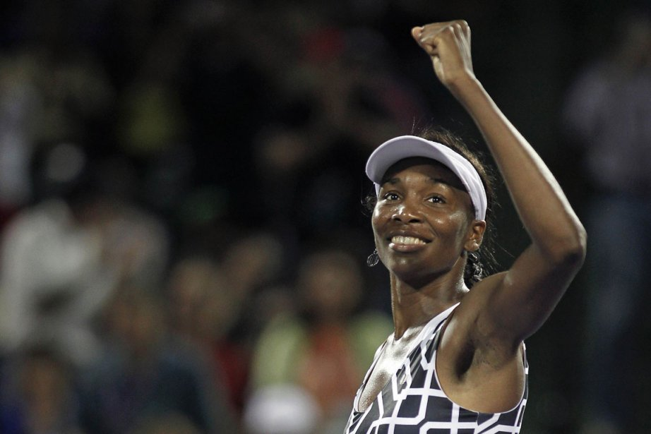 Venus Williams... (Photo Reuters)