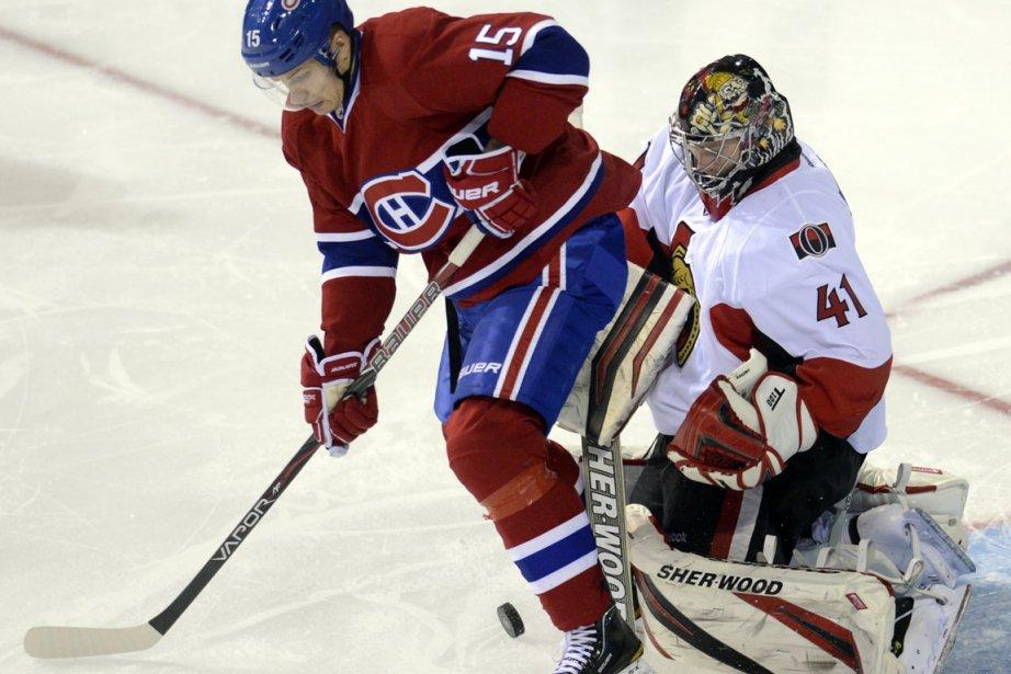 Voici le bulletin des joueurs du Canadien... (Photo Bernard Brault, La Presse)