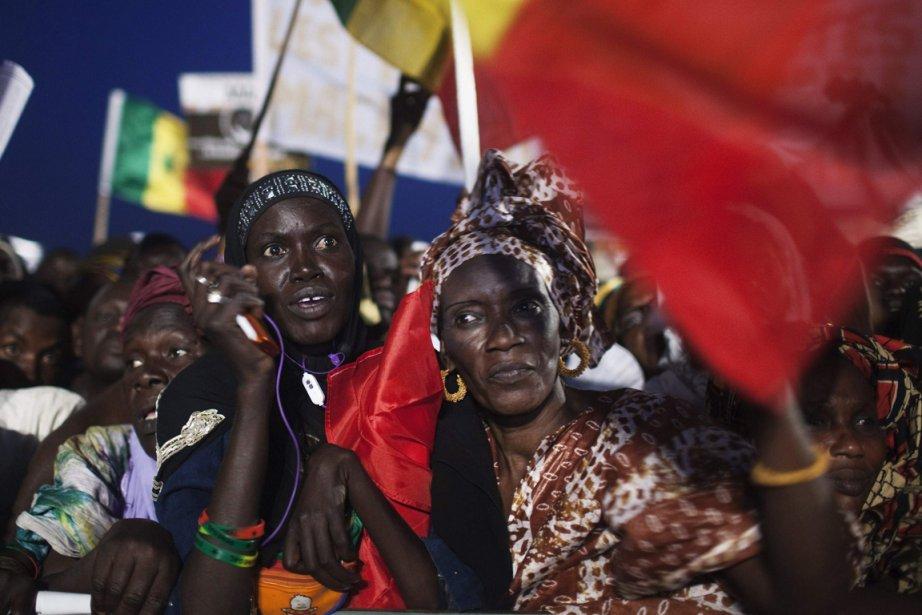 La campagne pour ce second tour a donné... (Photo AFP)