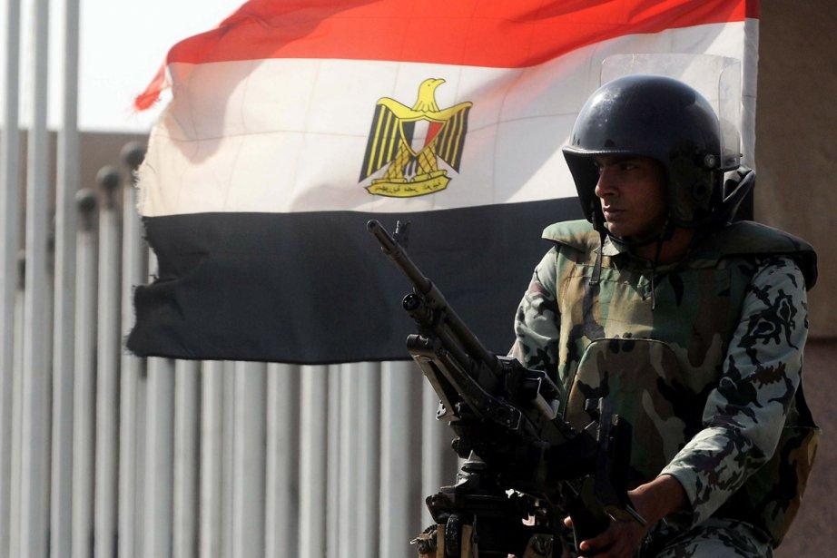 Tension au Caire, alors que beaucoup d'Égyptiens craignent... (Photo AFP)