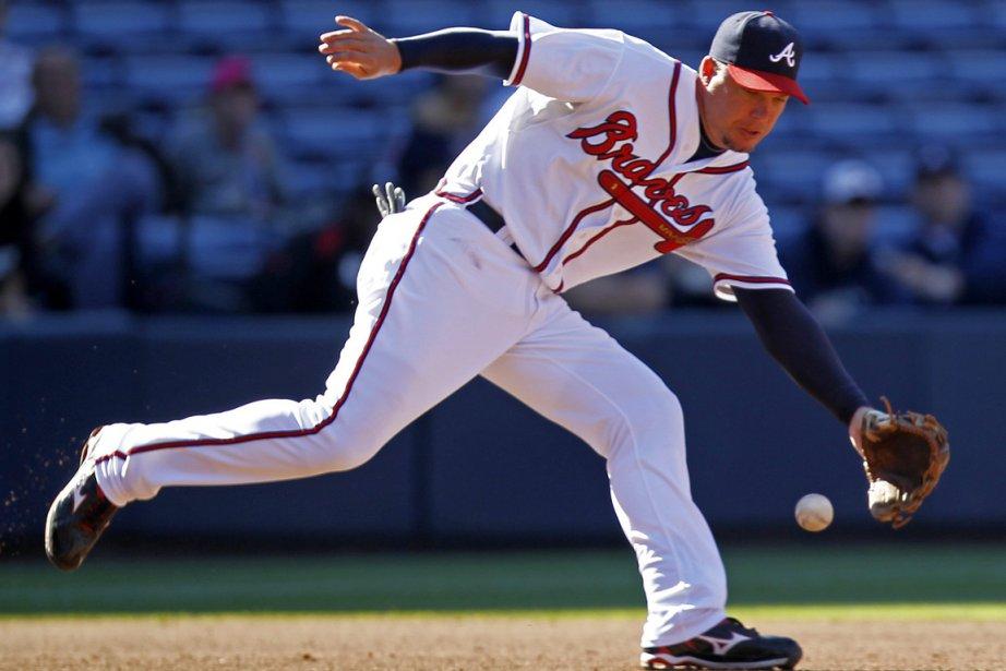 Chipper Jones... (Photo Associated Press)
