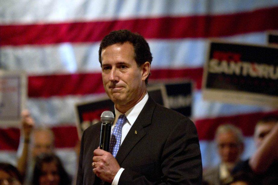 Une victoire de l'ultra-conservateur Rick Santorum en Louisiane... (Photo : Darren Hauck, Reuters)