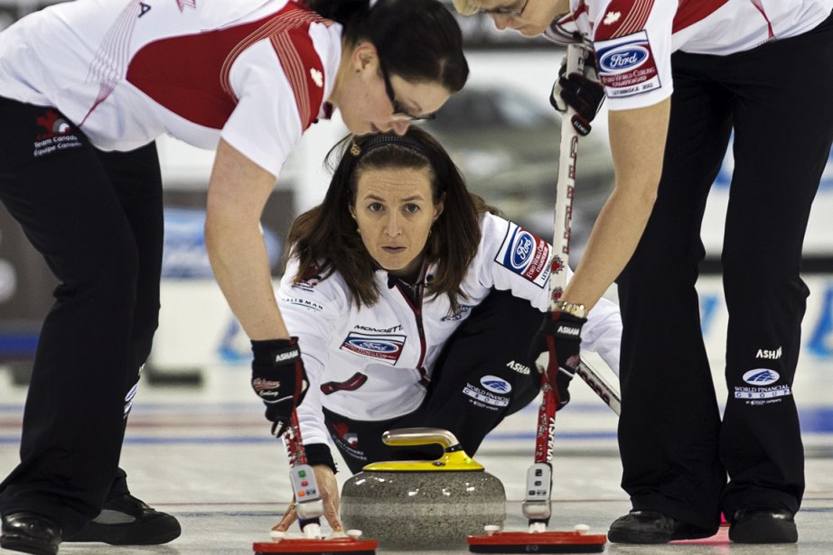 Heather Nedohin... (Photo La Presse Canadienne)