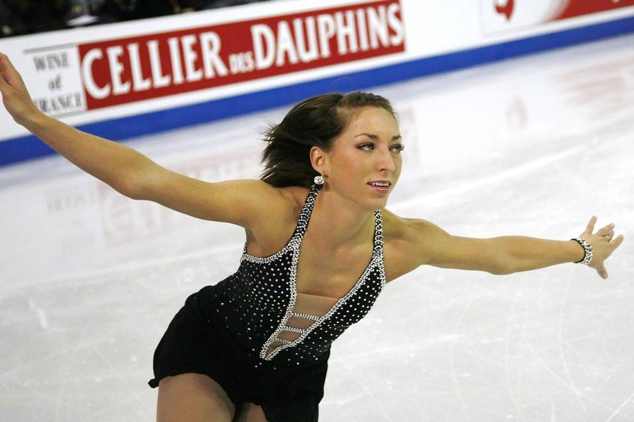 La nouvelle championne canadienne Amélie Lacoste sera la... (Photo: Reuters)
