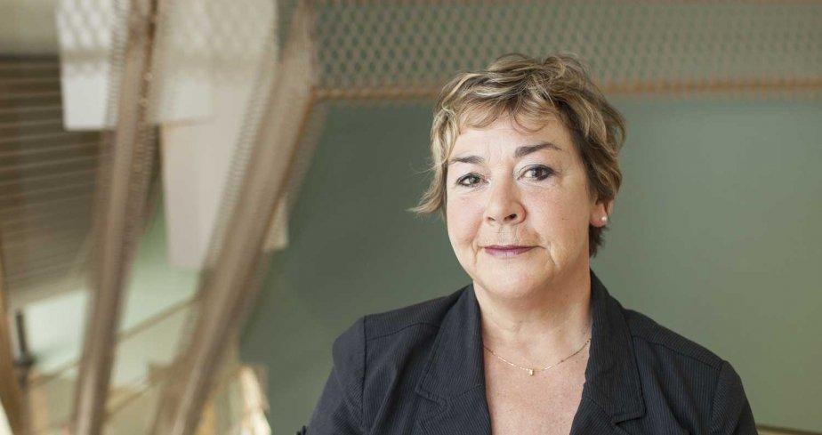 Sylvie Lacaille... (Photo Edouard Plante-Fréchette, La Presse)
