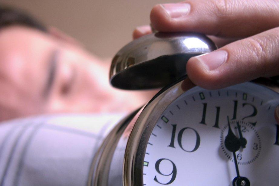 Ceux dormant moins de six heures par nuit... (Photo RelaxNews)