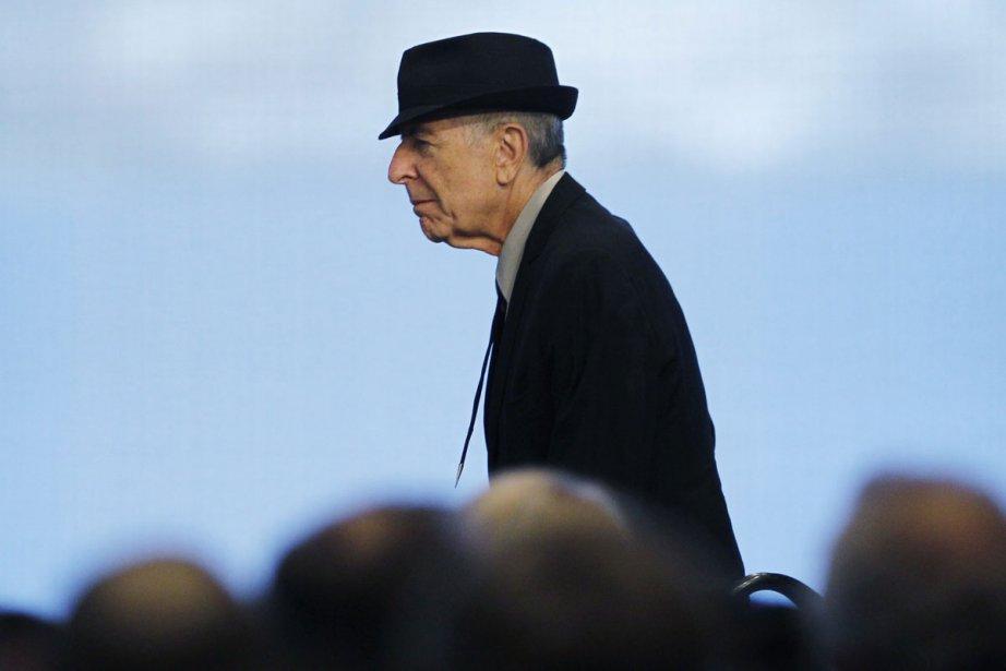 Leonard Cohen donnera 18 concerts en Europe, y... (Photo: Jessica Rinaldi, Reuters)