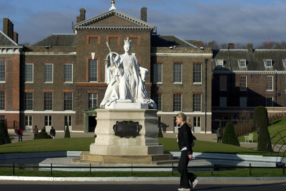 Le palais de Kensington, ancienne résidence de la princesse Diana, a fait le...